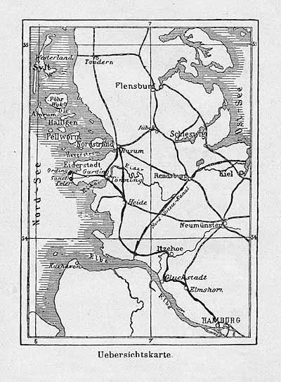 Sankt Peter Ording Karte.St Peter Ording Historische Beschreibung Von 1925